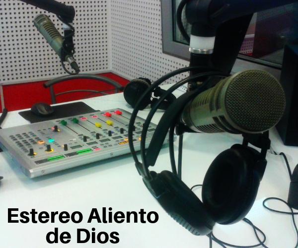 Estereo Aliento de Dios radio